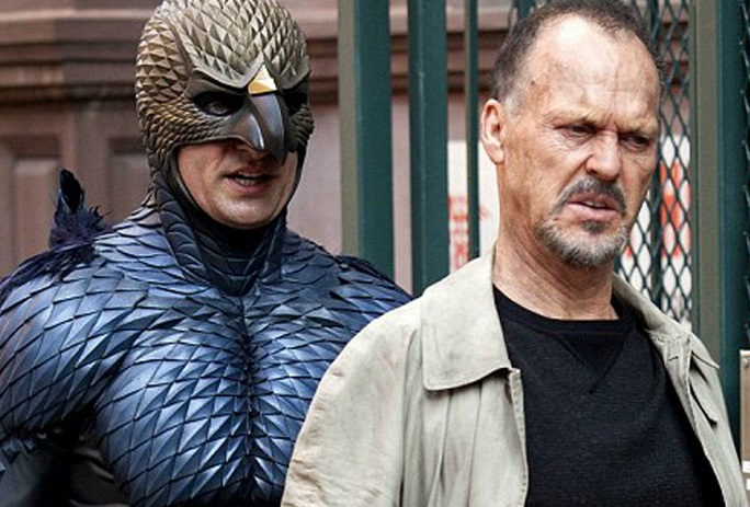Birdman stars Michael Keaton as an actor struggling to stage a Broadway play.