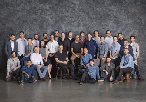 Blackmagic Design's industrial design team.