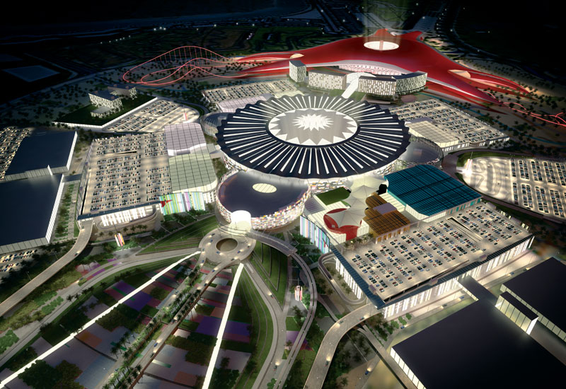 Abu Dhabi's US$36 billion Yas Island project is proving hugely lucrative to UAE-based AV SIs and associated technology suppliers.