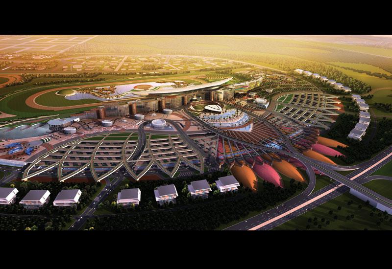 Dubai's multi-billion dollar Meydan development is set to open in January 2010.