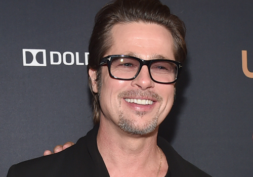 Brad Pitt is currently filming scenes for 'War Machine' across Abu Dhabi. (Pic: Getty Images)