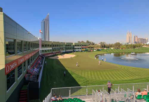 Byrne, Byrne Equipment Rental, Dubai Desert Classic, Golf, Omega, Rory McIlroy, Winner, Won, News, Content production