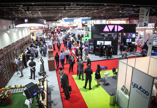 The 2014 edition of CABSAT saw a record 12,632 visitors.