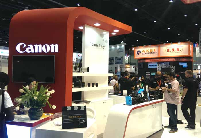 Canon lauds CABSAT results, News, Broadcast Business