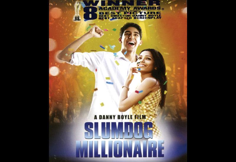 E-Vision's VOD slate includes Slumdog Millionaire.