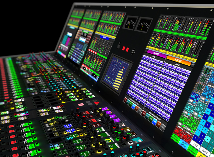 Calrec's new Artemis production console will debut at IBC 2009.