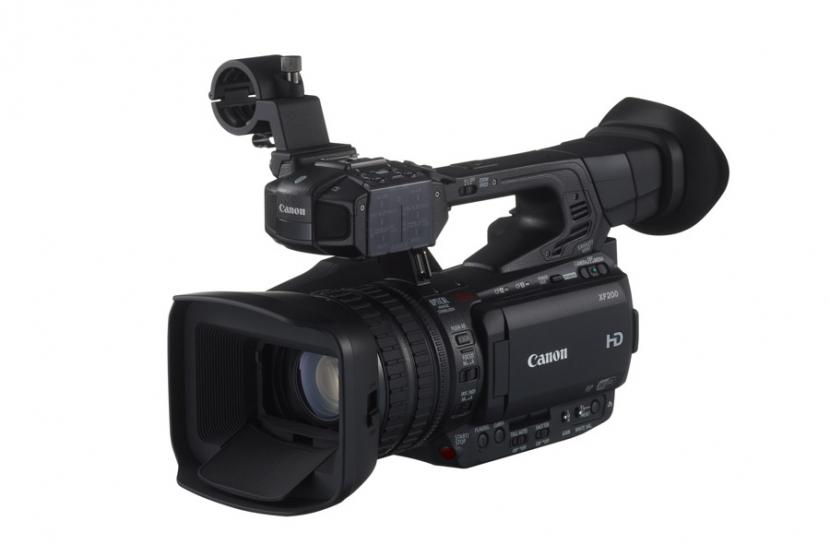 The Canon XF200 FSL.