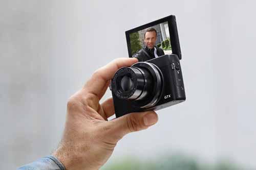 Canon reveals PowerShot G7 X.