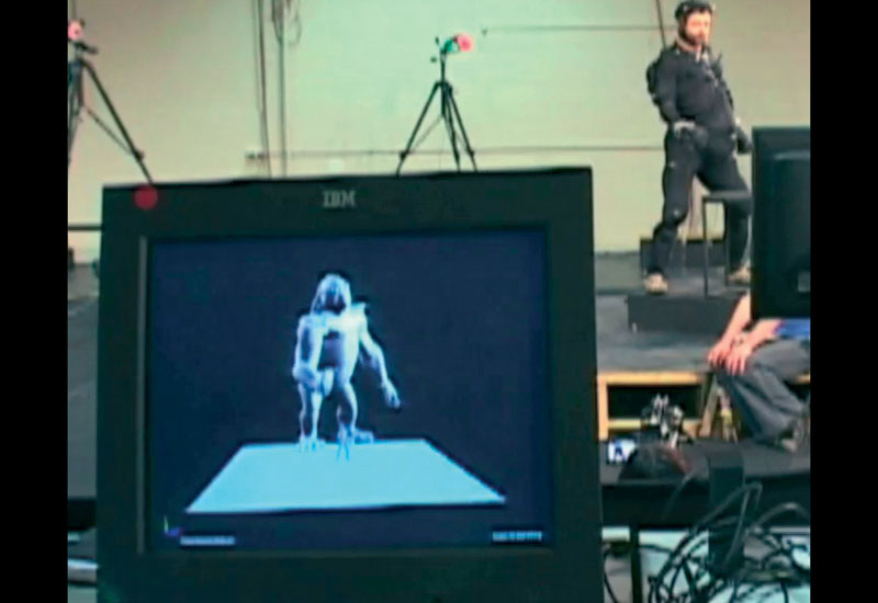 Game development is the largest market for motion capture.
