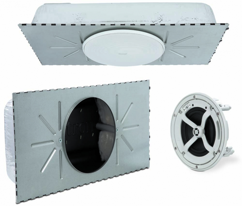 Extron ceiling speakers, News, Content production