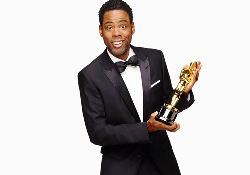 Comedian Chris Rock will host the 88th Academy Awards ceremony.