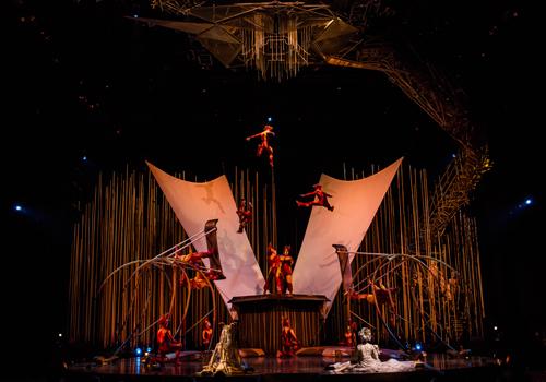 Alchemy Project, Circus, Cirque, Cirque du soleil, Dubai, Varekai, News, Live Events