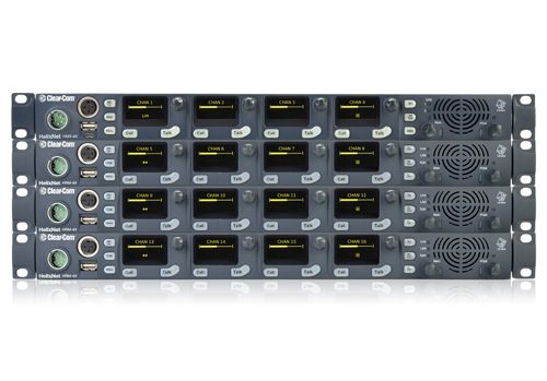 2016, 3.0, Clear-Com, Digital network partyline, Helix, HelixNet, NAB, New, Version, Latest Products