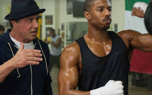 Creed is now available on OSN.