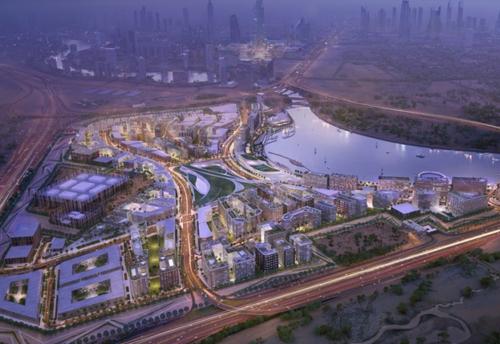 Dubai Design District.