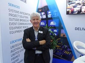 David Phillips of Gearhouse Broadcast