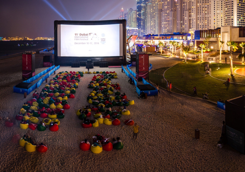DIFF's popular beach screenings will return.