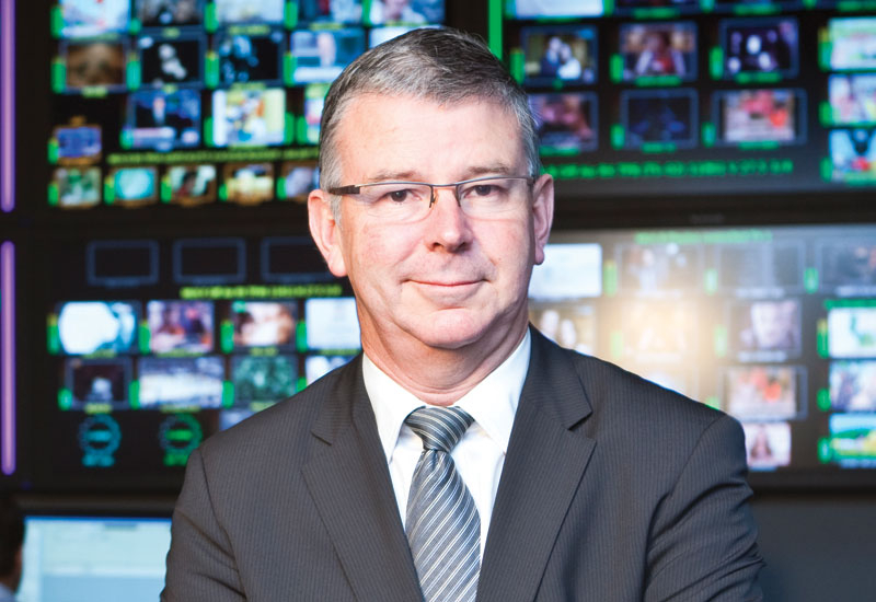 Piracy is a black market economy worth hundreds of billions of dollars in the Gulf, says OSN CEO David Butorac.