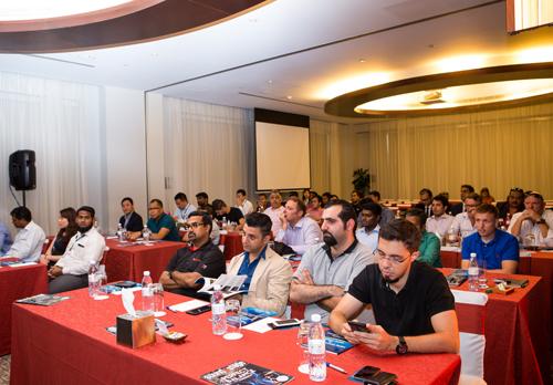 IN PICS: Dicolor LED Display Technology seminar