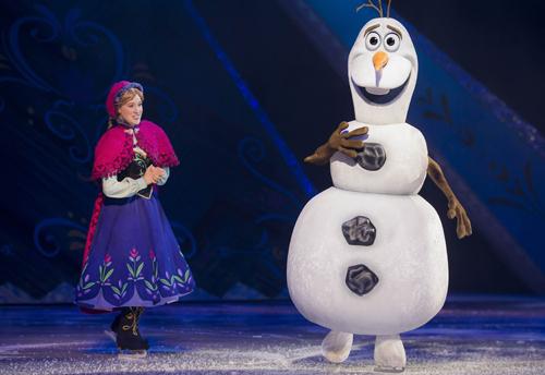 Children, Disney, Disney on Ice, Dubai, Frozen, Ice, Ice skating, Kids, Maestra, SES, Show, Tickets, News, Content production