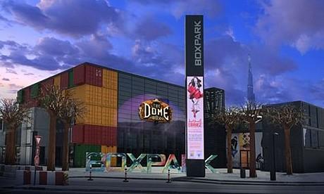 360 degrees, Boxpark, Cinema, Dome Box, Dubai, Meraas, Movie, Screen, Surround, Surround sound, Theatre, News, Consumer-facing Tech
