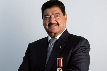 Dr BR Shetty, founder and chairman of UAE Exchange and NMC Healthcare.