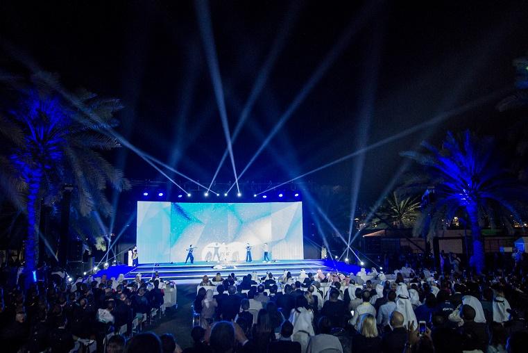 The 2016 Dubai Tour.