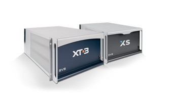 EVS makes the industry's leading range of live production servers
