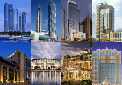 Eclipse now manages in-house AV for eight luxury hotels in the UAE.