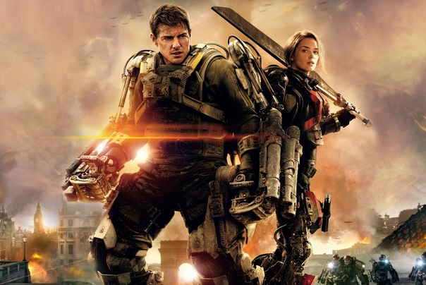Edge of Tomorrow is to be given the Dolby Vision treatment.