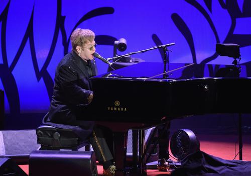 Elton John will entertain Dubai this December.