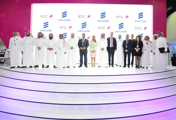 STC and Ericsson expand partnership at GITEX, News, Broadcast Business