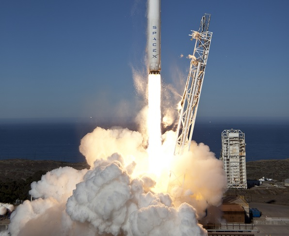 SpaceX will launch Eshail 2 aboard Falcon 9 rocket