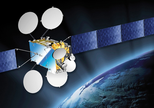 Eutelsat 8 West B is now fully operational (Image: Thales Alenia Space)