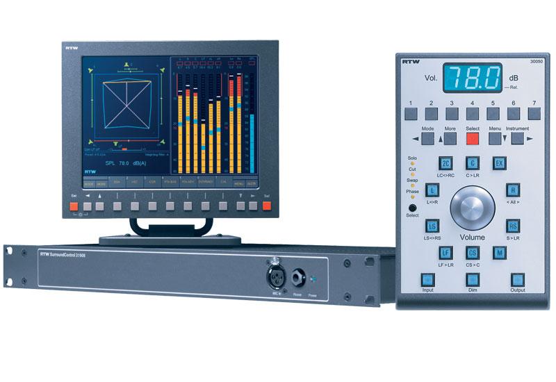 The RTW SurroundControl 31900 series.