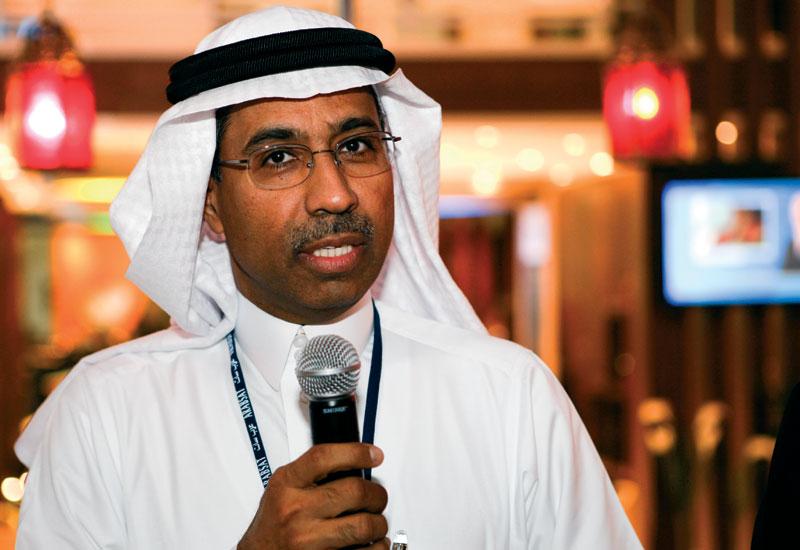 Khalid Balkheyour, CEO, Arabsat.