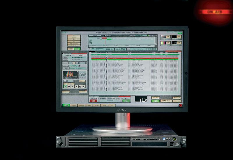 The Omnibus iTX automation platform.
