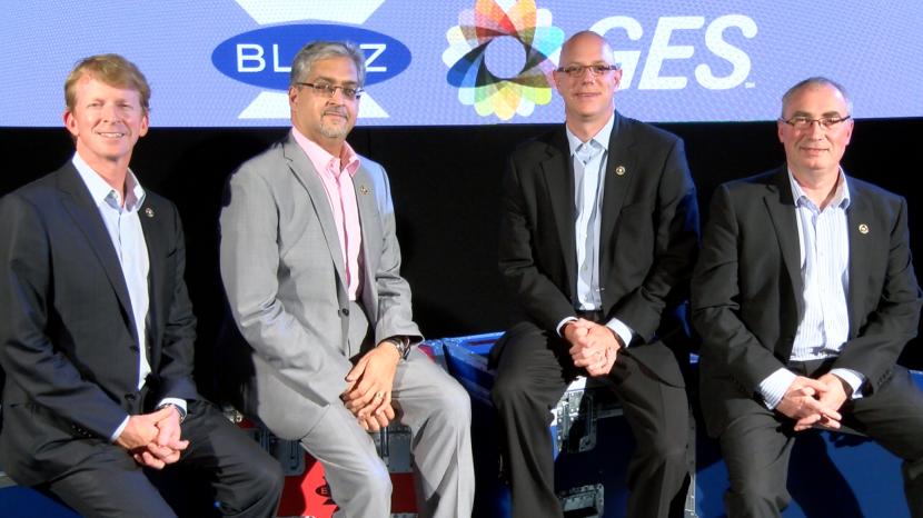 The GES/Blitz team.