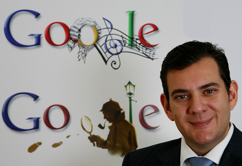 Husni Khuffash, country business manager, UAE, Google.