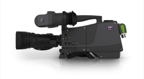 Grass Valley's LDX 82 Series camera