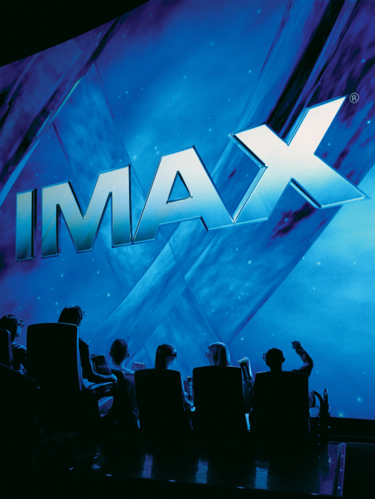 VOX Cinemas' first IMAX theatre was opened in 2015.