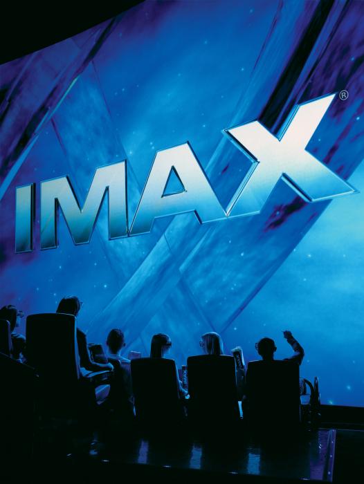 VOX Cinemas' first Saudi Arabia IMAX theatre was opened in April.