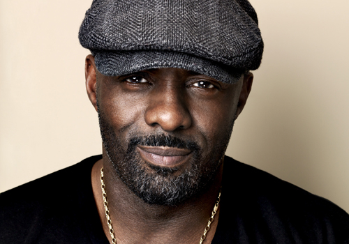 Idris Elba was among the chief guests at the launch event
