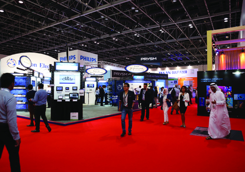Although separate from Gitex, InfoComm MEA 2016 will return to Dubai World Trade Centre.
