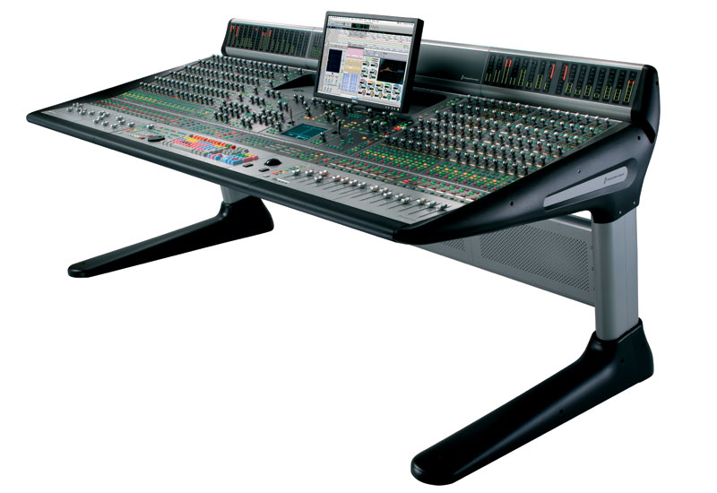 JCC uses two ICON D-Control audio consoles with Pro Tools.