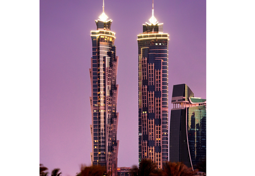 Eclipse Venue Services has signed a long-term partnership to supply AV services for JW Marriott Marquis Dubai.