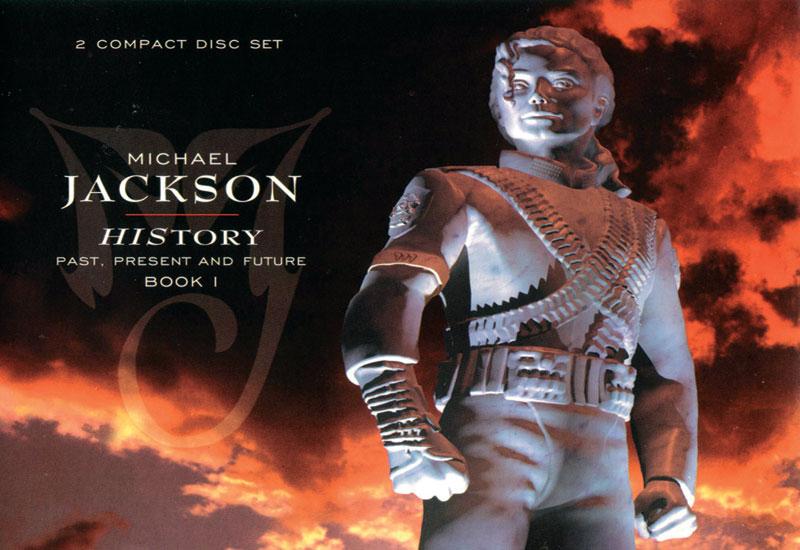 Michael Jackson, History (1995)