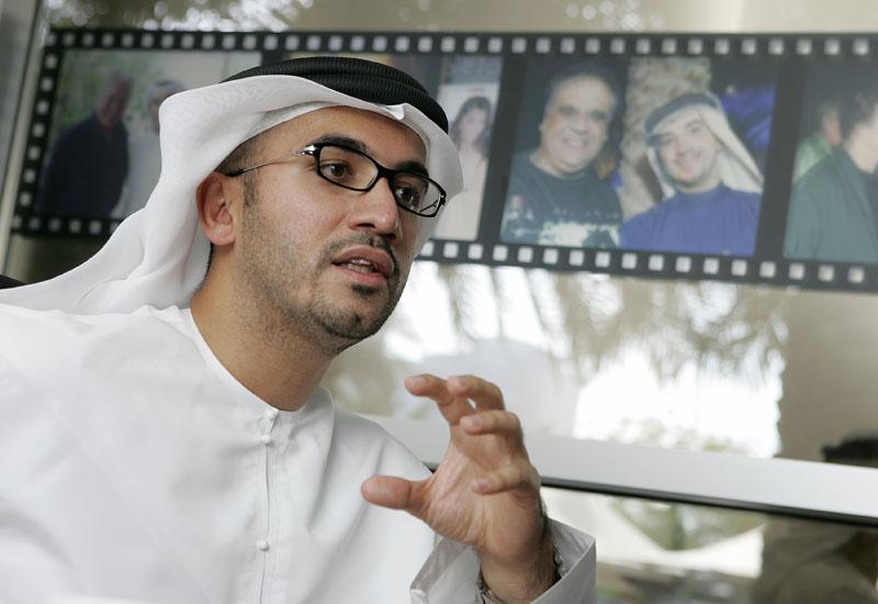 Jamal Al Sharif, MD, Dubai Media City and Dubai Studio City.
