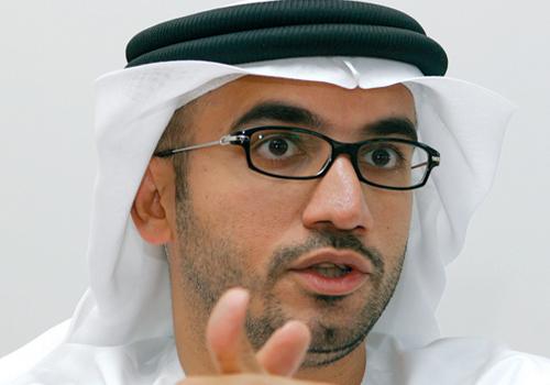 Jamal Al Sharif, newly-appointed managing director of Dubai Media City and Dubai Studio City.