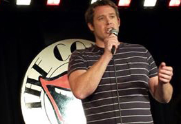 British comedian John Boulton joins the opening night line-up.